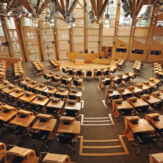 Scottish Parliamentary Building